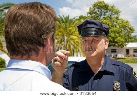 Q:  What are the common DUI Field Sobriety Tests?